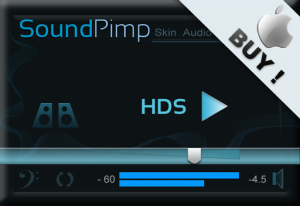 Buy SoundPimp surround audio enhancer for Mac os x