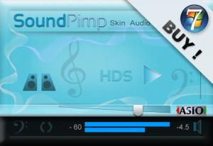 Buy SoundPimp computer audio surround enhancer for Windows
